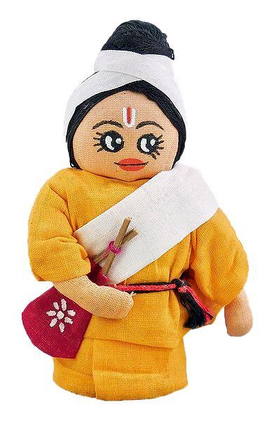 Baul Singer Doll
