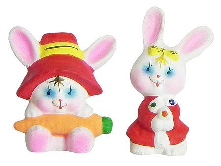 Little Bunny Friends - Set of 2