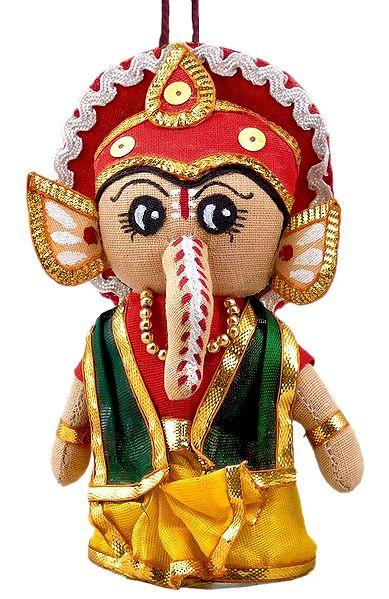 Hanging Lord Ganesha