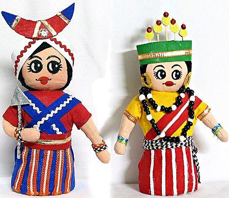 Naga Dancers