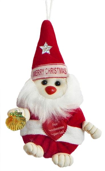 Christmas Santa Claus - Wall Hanging