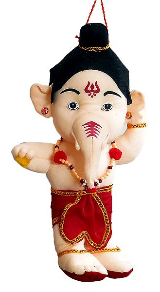 Cute Hanging Ganesha