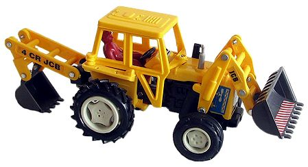 Yellow Earth Mover