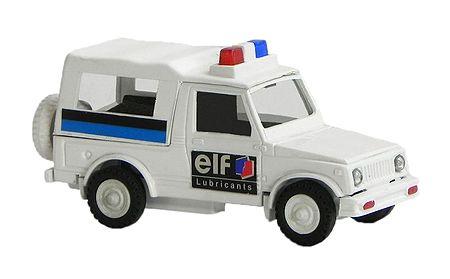 Indian Toy Police Van