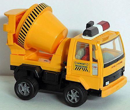 Indian Road Cement Mixer
