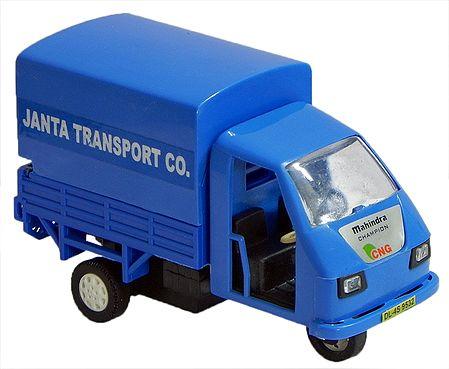 Blue 3 Wheeler Transporter