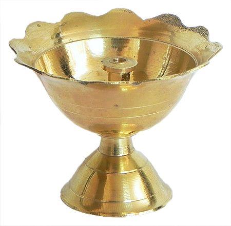 Brass Devdas Diya