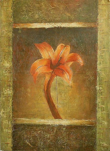 Saffron Lily