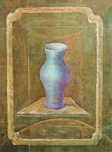 Lonely Vase