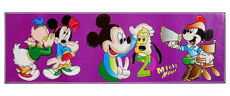 Mickey Donald - Poster