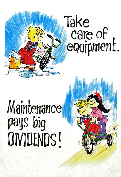Maintenance Pays