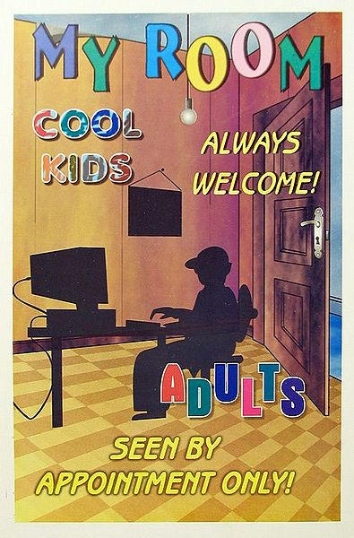 Kids are Welcome