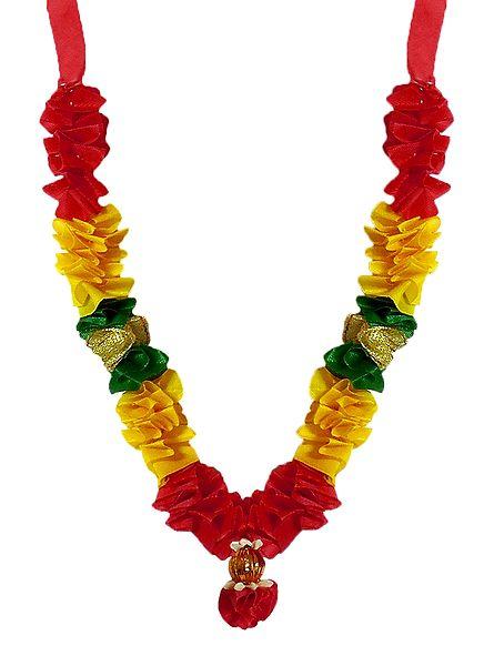 Multicolor Ribbon Garland