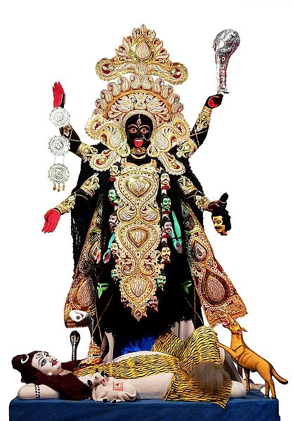Goddess Kali - Photo Print