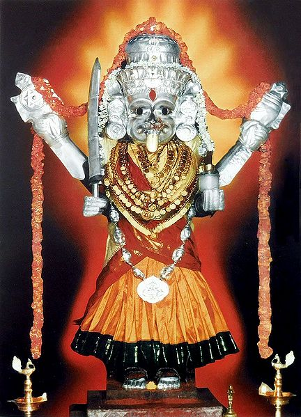 Mother Mahakali of Ambalapadi, Udupi
