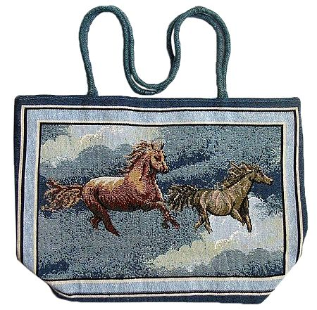 Weaved Shopping Bag
