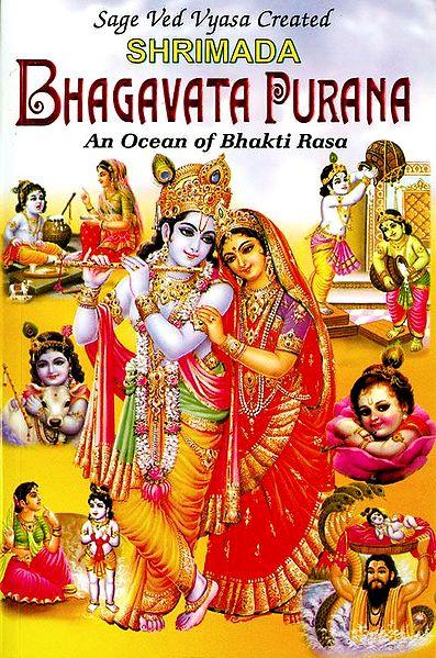 Shrimada Bhagavata Purana - An Ocean of Bhakti Rasa