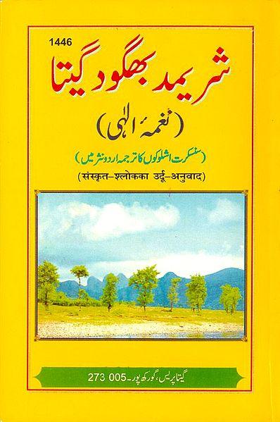 The Bhagavad Gita Shlokas Translated in Urdu