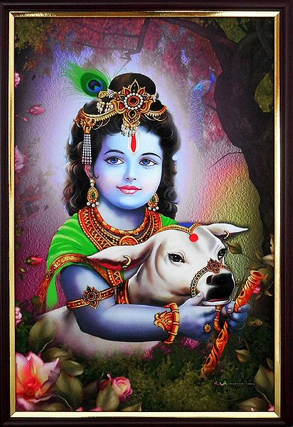 Cowherd Krishna