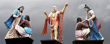 Gaur Nitai Forgive Jagai and Madhai
