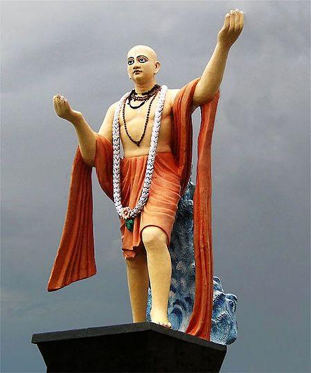 Photo Print of Sri Chaitanya - Great Devotee of Lord Krishna