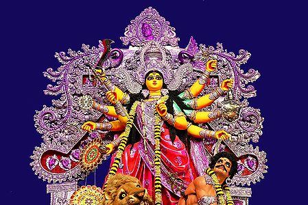 Devi Durga - Photographic Print