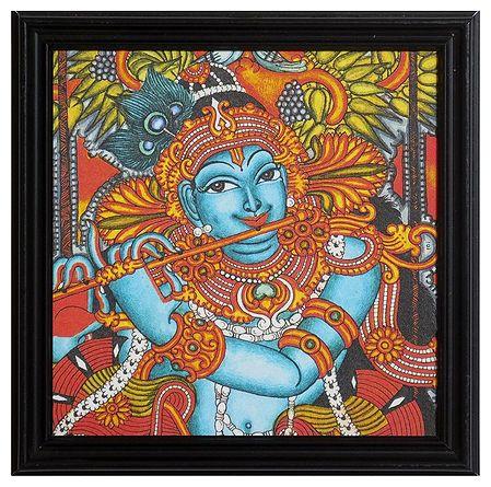 Murlidhara Krishna - Wall Hanging