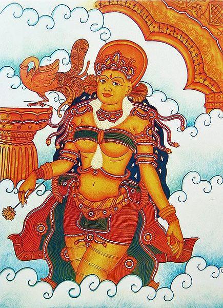 Vishnu as Mohini