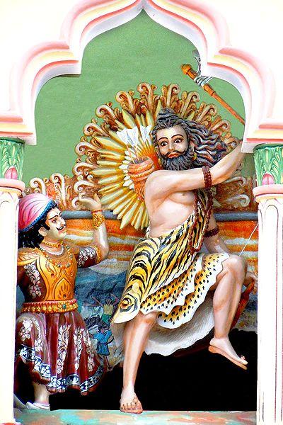 Parashuram Avatar - Sixth Incarnation of Lord Vishnu