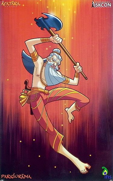 Parashurama - Sixth Incarnation of Lord Vishnu