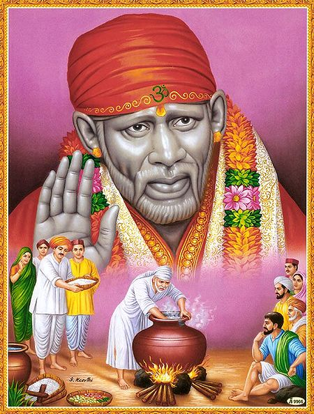 The Simple Life of Shirdi Sai Baba