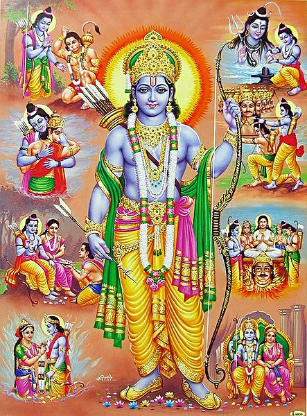 Stories From the Life of Rama