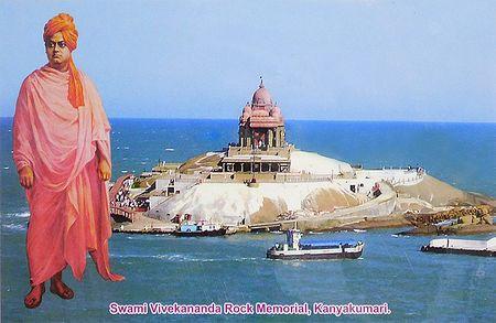 Swami Vivekananda Rock Memorial, Kanyakumari
