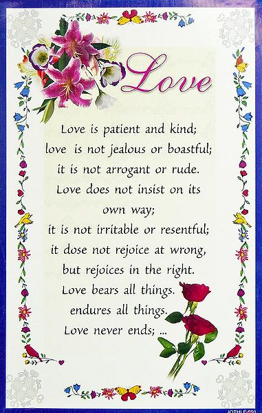 Love's Nature