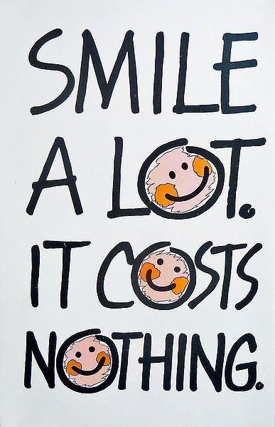 Priceless Smile