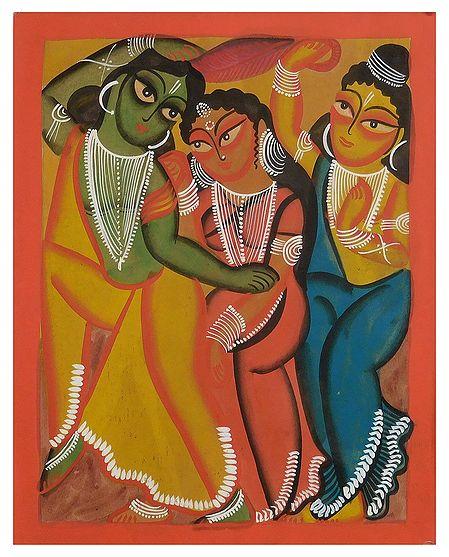 Ram Lakshman and Sita