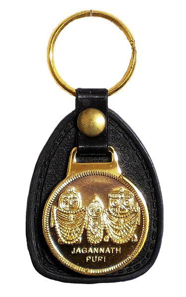 Key Ring with Metal Jagannathdev