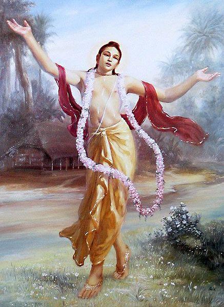 Chaitanyadev - Devotee of Lord Krishna