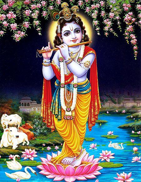 Murlidhar Krishna - Poster