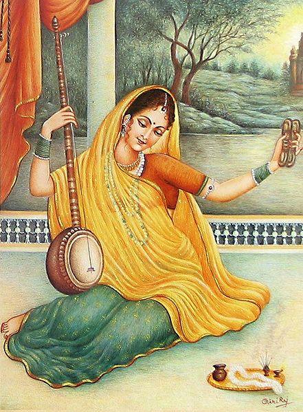 Meerabai - Devotee of Lord Krishna