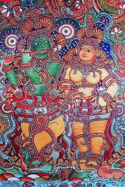 Radha Madhav - The Divine Lovers