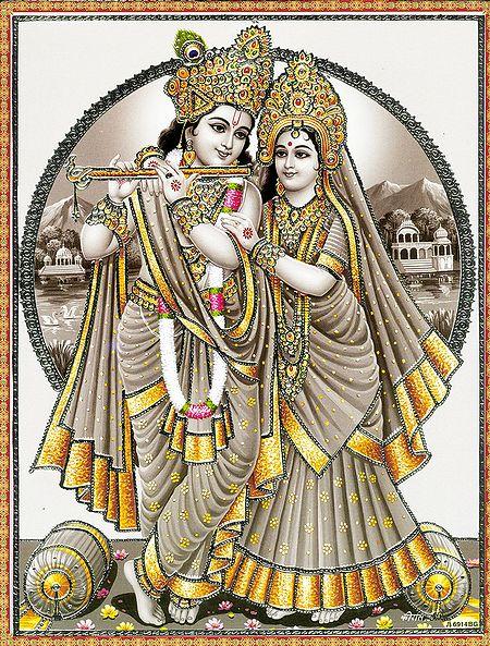 Radha Krishna - The Eternel Lovers