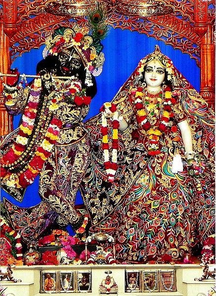 Radha Krishna Picture