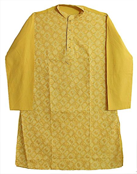 Embroidered Full Sleeve Long Kurta