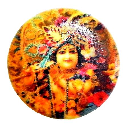 Krishna Plug-on Night Lamp with Adaptor