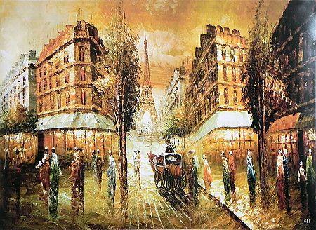 Medieval Paris