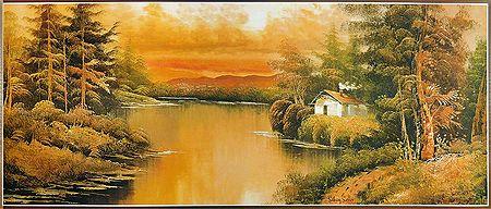 Riverside Abode