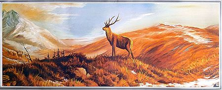The Lone Stag