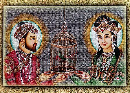 The Epitome of Love - Shah Jahan and Mumtaz Mahal