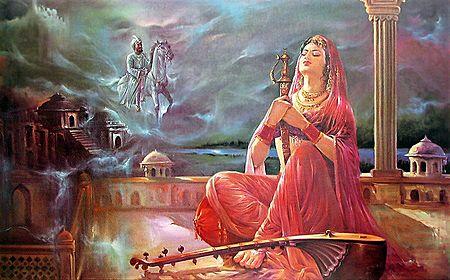 The Immortal Love Story of Rani Roopmati and Baaz Bahadur